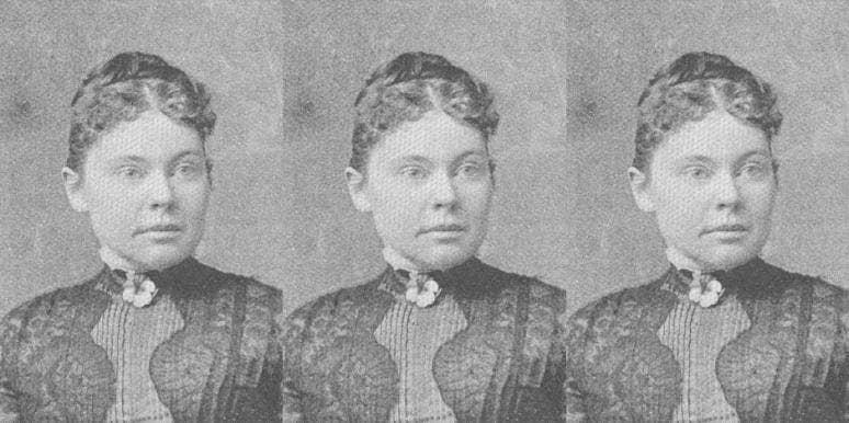 Lizzie borden lesbian