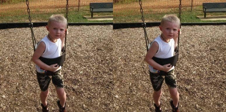 How Did Maddox Ritch Die? Body Found Missing North Carolina Boy Cause Of Death
