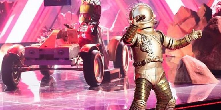 Who Is The Astronaut on 'The Masked Singer'? Masked Singer Spoilers Ahead!