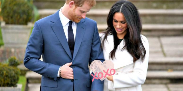Photos Of Meghan Markle's Engagement Ring