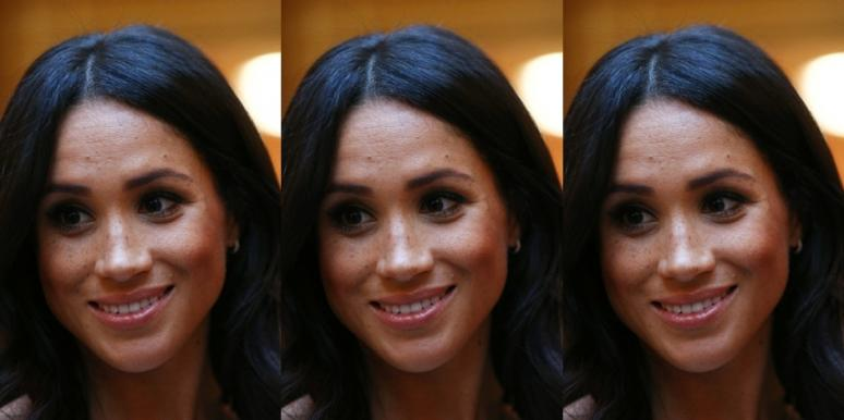 Does Meghan Markle Have A Fake British Accent? Details Video Meghan Markle Faking British Accent