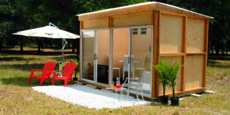'Shedquarters' For Your Backyard You Need In Your Life