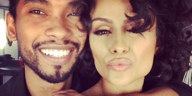 Details About Miguel's Wife Nazanin Mandi