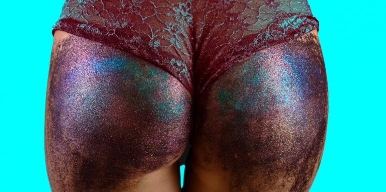 'Glitter Booties' Are The Latest Fashion Trend For Making Your Butt Look Pretty