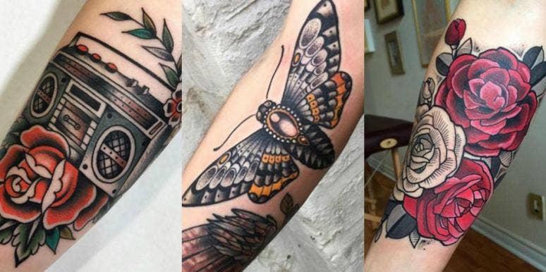 neo traditional tattoos design ideas