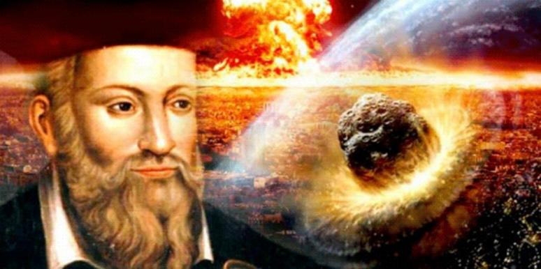 Nostradamus solar eclipse 2017