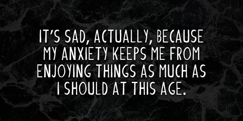 Anxiety Images And Quotes