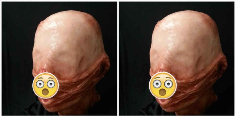 vagina mask halloween costume