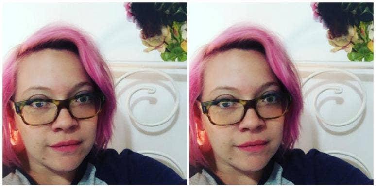 Smart sexy woman