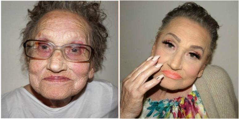 grandma beauty