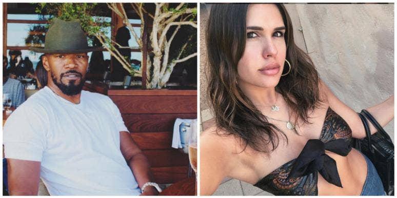 Who Is Dana Caprio? New Details On Model Dating Jamie Foxx