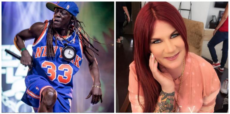 Who Is Kate Gammell? New Details On Flavor Flav's Baby Mama Who Used To Work For Him