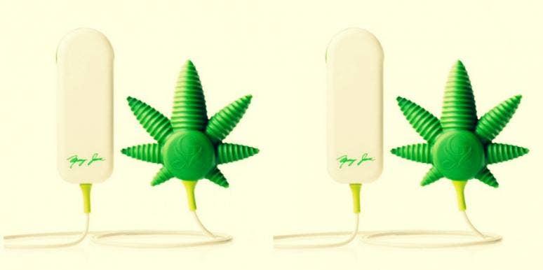 marijuana vibrator