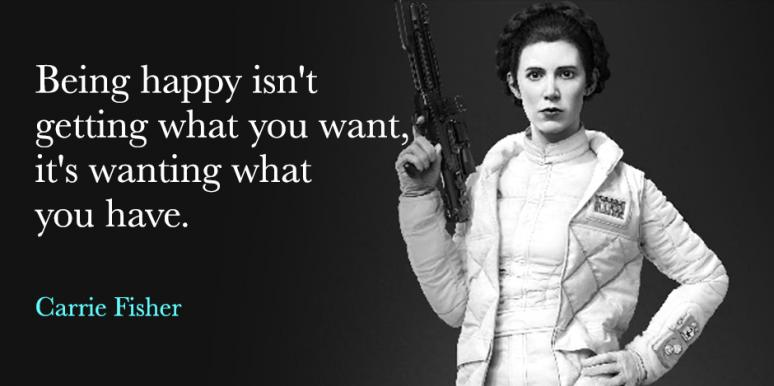 25 Funny Carrie Fisher Quotes And Inspiring Princess Leia Quotes For