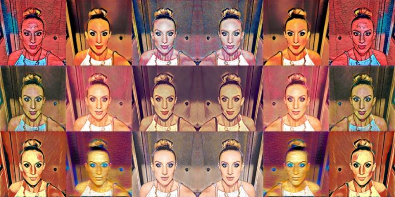prisma selfie app art