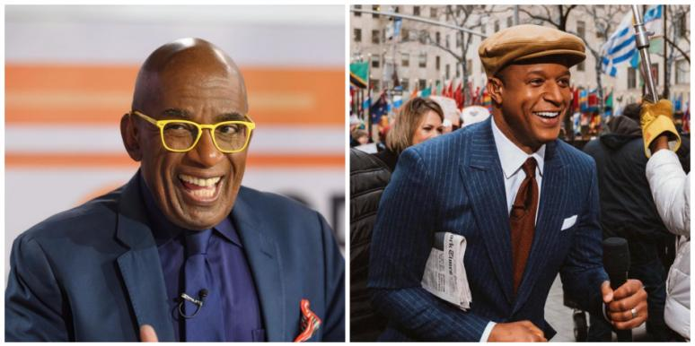 Are Al Roker And Craig Melvin Feuding? New Details On Their Alleged Rift
