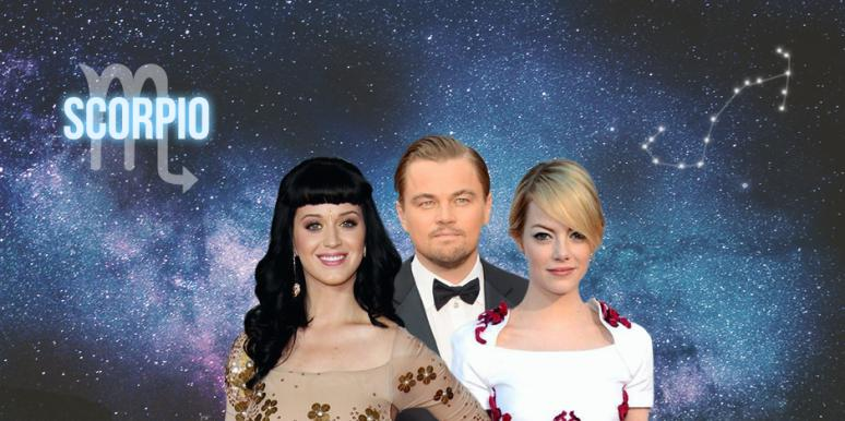 Famous Celebrities With Their Astrology Zodiac Sign In Scorpiio
