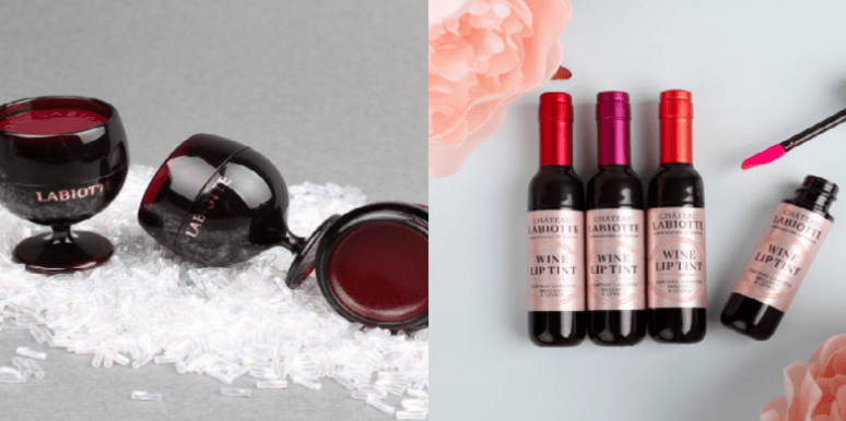 wine bottle lipsticks are a perfect gift for wine lovers yourtango