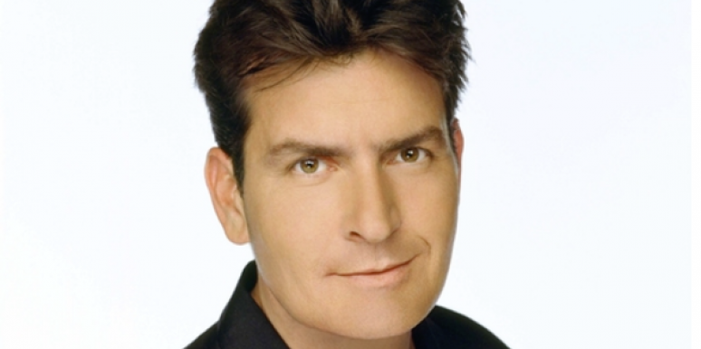 Charlie Sheen Is Engaged. To Be Married. To A Woman.