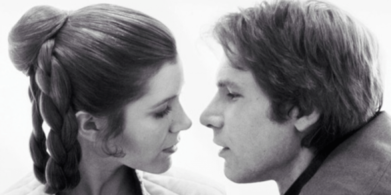 Princess Leia & Han Solo For Realsie