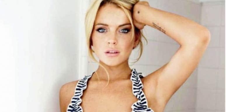 Lindsay Lohan Has Ditched Rehab Boyfriend