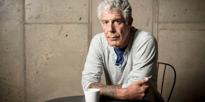 How did Anthony Bourdain die?
