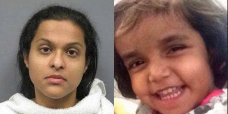 Sherin Mathews murder details