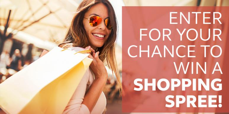 Shopping spree giveaway by Bright Cellars