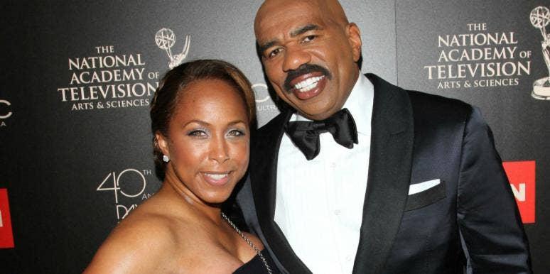 Who Is Steve Harvey's Wife? 7 New Details On Marjorie Harvey