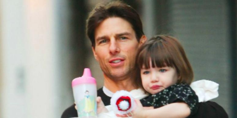 Suri Cruise, Tom Cruise, Misses Dad, Hasn't Seen Four Years