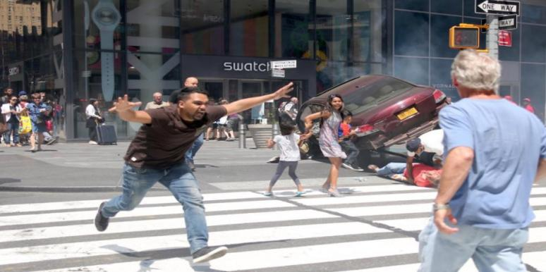 Full Video of Times Square Car Murder And 5 New Facts About the driver Richard Rojas
