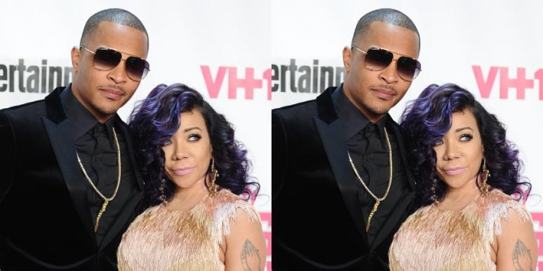 Did T.I. Cheat On Tiny? New Details About Mystery Woman Butt Slapping Video And Father's Day Shade