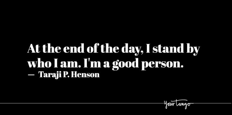 empowering Taraji P Henson Quotes