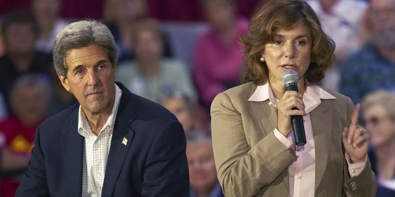 Who Is John Kerry's Wife? Everything To Know About Teresa Heinz