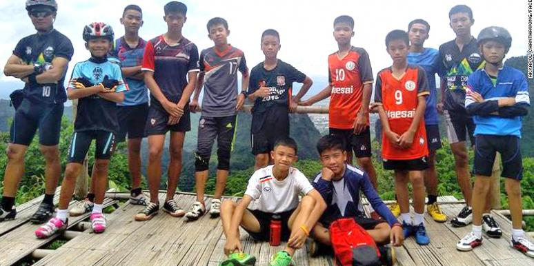 Have The Thai Soccer Boys Been Rescued? Details Thai Soccer Boys Trapped Flooded Cave Thailand