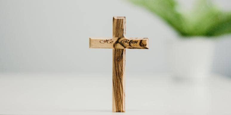 easter holy cross
