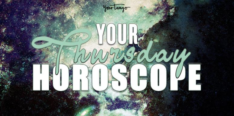 Today's Horoscope For Thursday, July 6th Is Here