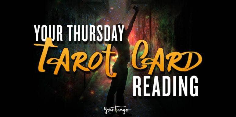 Daily Tarot Reading + Numerology Horoscope For Thursday