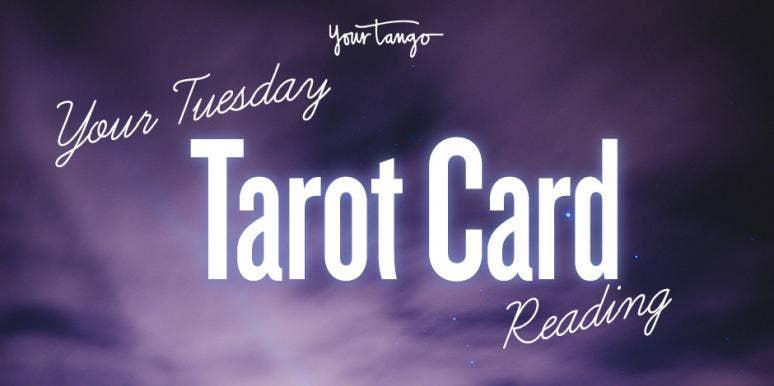Daily Tarot Reading + Numerology Horoscope For Tuesday