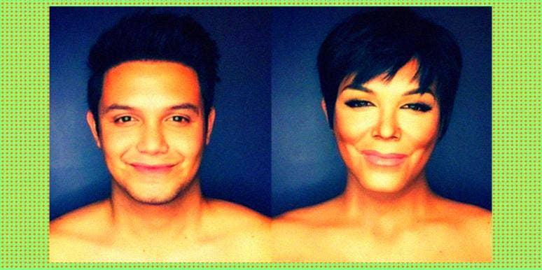 Brilliant Makeup Artist Turns Himself Into Every Kardashian