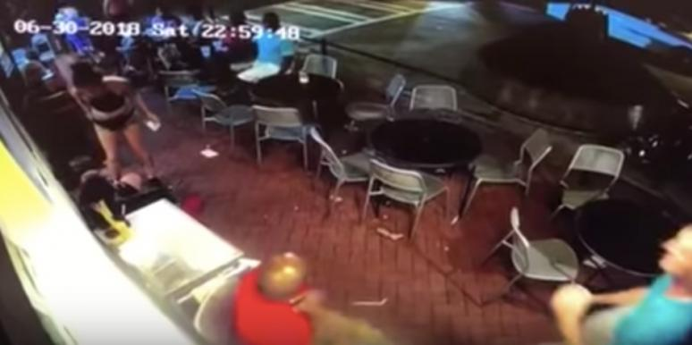 Video Of Waitress Throwing Guy Down Who Grabbed Her New Details Emelia Holden