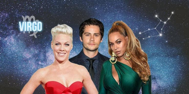 celebrities with a virgo horoscope
