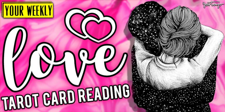weekly love tarot card horoscope reading for October 29 to November 4th, 2017