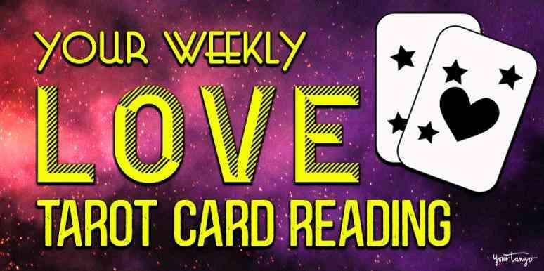 Your Zodiac Sign S Love Tarot Card Horoscope For The Week Of April 1