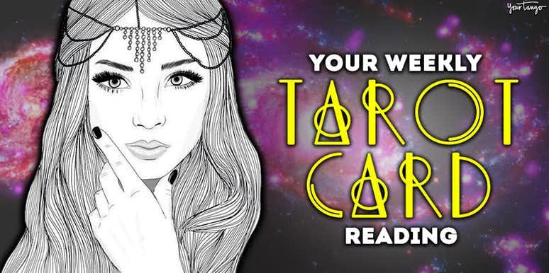 weekly love tarot card horoscope reading for October 15 to 21, 2017