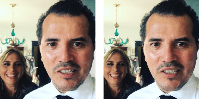 Who Is John Leguizamo's Wife? Details On Justine Maurer