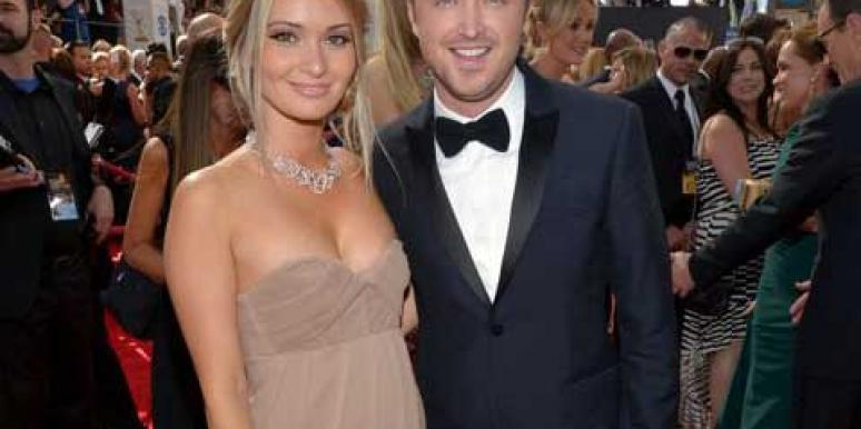 Love: 'Breaking Bad's Aaron Paul Waited Until Marriage ... To What?