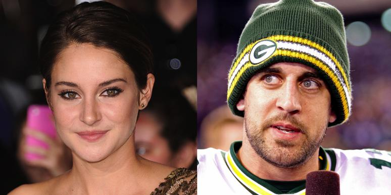 When Did Aaron Rodgers And Shailene Woodley Start Dating? Details About Their Relationship