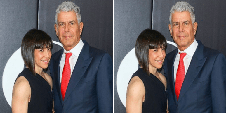 Who is Anthony Bourdain's ex-wife?