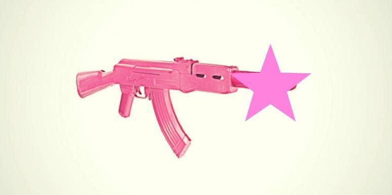 AK-47 sex toy